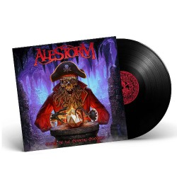 Alestorm - Curse Of The Crystal Coconut - LP Gatefold