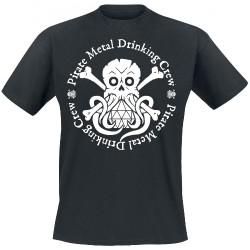 Alestorm - Pirate Metal Drinking Crew - T-shirt (Homme)