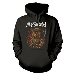 Alestorm - We Are Here To Drink Your Beer! - Hooded Sweat Shirt (Homme)