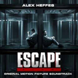 Alex Heffes - Escape Plan - CD