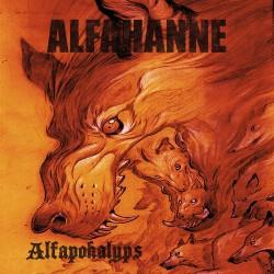 Alfahanne - Alfapokalypse - CD