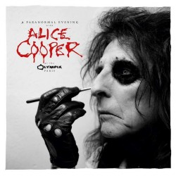 Alice Cooper - A Paranormal Evening With Alice Cooper At The Olympia Paris - DOUBLE LP GATEFOLD COLOURED
