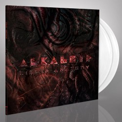 Alkaloid - Liquid Anatomy - DOUBLE LP GATEFOLD COLOURED + Digital