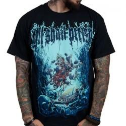 All Shall Perish - Deep Sea - T-shirt (Homme)