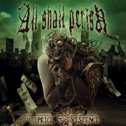 All Shall Perish - The Price of Existence - CD DIGIPAK