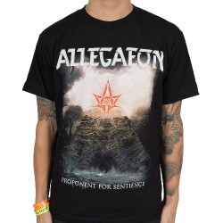 Allegaeon - Proponent For Sentience - T-shirt (Homme)