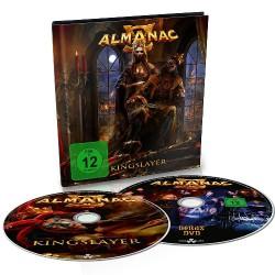Almanac - Kingslayer - CD + DVD digibook