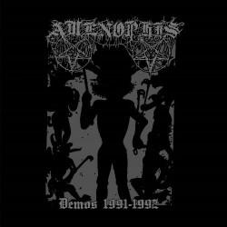 Amenophis - Demos 1991-1992 - CD