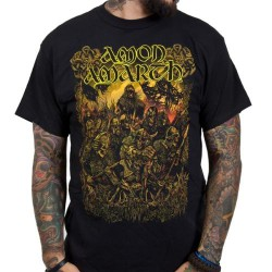 Amon Amarth - Loki - T-shirt (Men)