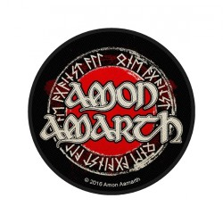 Amon Amarth - Runes - Patch