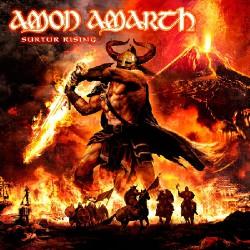 Amon Amarth - Surtur Rising - CD
