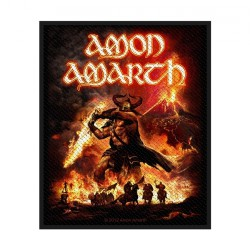 Amon Amarth - Surtur Rising - Patch