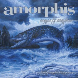 Amorphis - Magic & Mayhem – Tales From The Early Years - DOUBLE LP GATEFOLD COLOURED