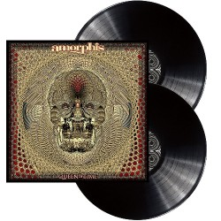 Amorphis - Queen Of Time - DOUBLE LP Gatefold