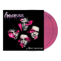 Anacrusis - Manic Impressions - DOUBLE LP GATEFOLD COLOURED