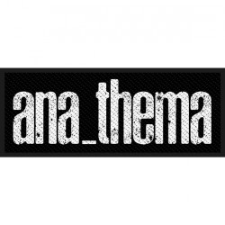 Anathema - Logo - Patch