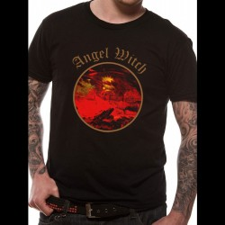 Angel Witch - Angel Witch - T-shirt (Homme)