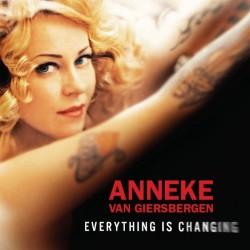 Anneke Van Giersbergen - Everything Is Changing - LP Gatefold Coloured