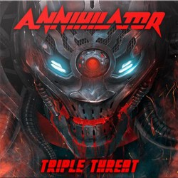 Annihilator - Triple Threat - DOUBLE CD
