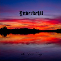 Annorkoth - The Last Days - CD