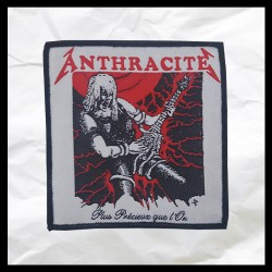 Anthracite - Plus Précieux Que l'Or - Patch