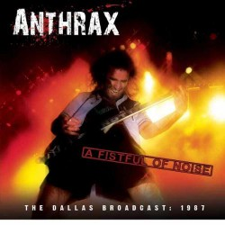 Anthrax - A Fistful Of Noise - CD
