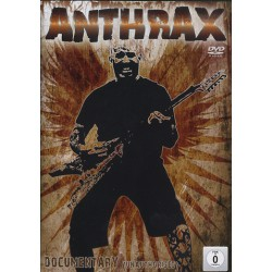 Anthrax - Feel The Noize - Documentary - DVD