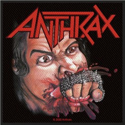 Anthrax - Fistful of Metal - Patch
