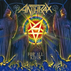 Anthrax - For All Kings - CD