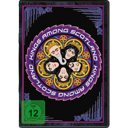 Anthrax - Kings Among Scotland - DOUBLE DVD
