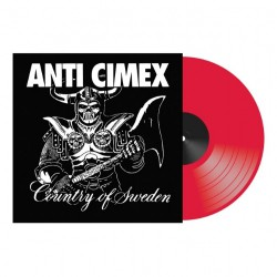 Anti Cimex - Absolut Country Of Sweden - LP Gatefold Coloured