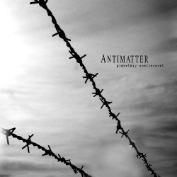 Antimatter - Planetary Confinement - CD