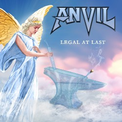 Anvil - Legal At Last - CD DIGIPAK
