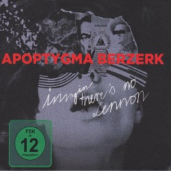 Apoptygma Berzerk - Imagine There's No Lennon (Live) - CD + DVD digibook