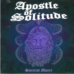 Apostle Of Solitude - Sincerest Misery - CD