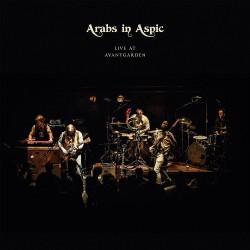 Arabs In Aspic - Live In Avantgarden - CD DIGIPAK