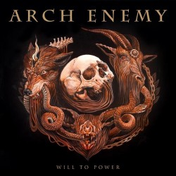Arch Enemy - Will To Power - LP GATEFOLD COLOURED + CD