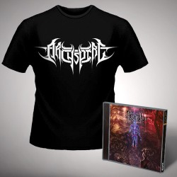 Archspire - The Lucid Collective - CD + T-shirt bundle (Homme)