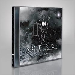 Arcturus - Sideshow Symphonies - CD + DVD