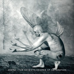 Arena - The Seventh Degree Of Separation - CD