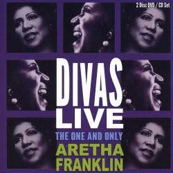 Aretha Franklin - Divas Live - CD + DVD