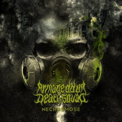 Armageddon Death Squad - Necrosmose - CD DIGIPAK