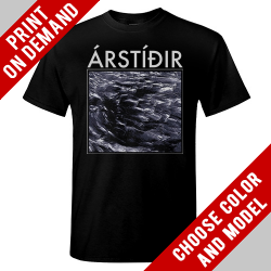 Arstidir - Árstíðir - Print on demand