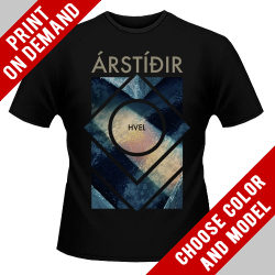 Arstidir - Hvel - Print on demand