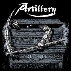 Artillery - Deadly Relics - LP COLOURED