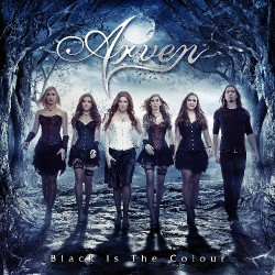 Arven - Black is the Colour - CD