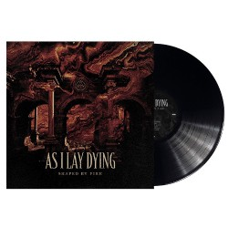 As I Lay Dying - Shaped By Fire - LP Gatefold