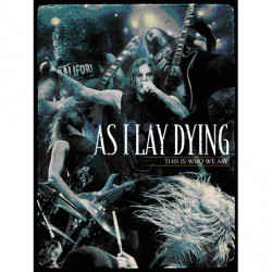 As I Lay Dying - This Is Who We Are - TRIPLE DVD DIGIPAK