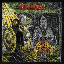 Ashbury - Eye Of The Stygian Witches - LP COLOURED