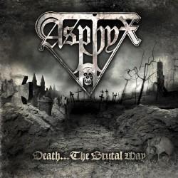 Asphyx - Death... The Brutal Way - CD